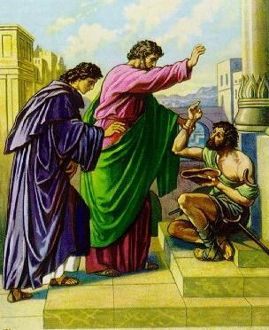3. Peter heals