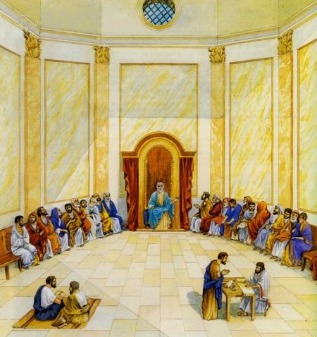 4. Sanhedrin