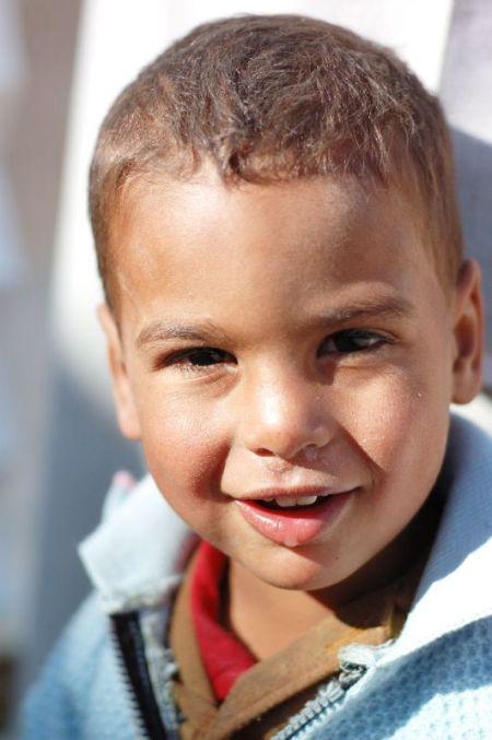 12. Egyptian boy