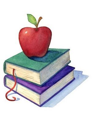 9. apple for teacher