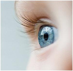 21. blue eyes