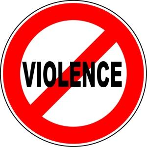 21. NO VIOLENCE