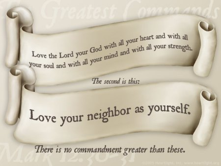 22. Great Commandment