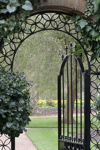 27. open gate