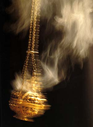 30. incense burner