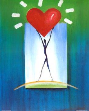 35. giving heart