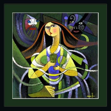 1. He Qi Magdalene