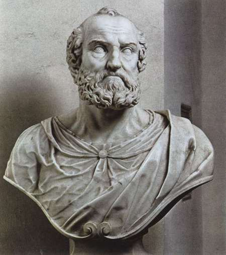 """Bust of St. Peter"""