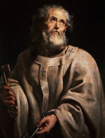 Saint Peter, by Peter Paul Rubens