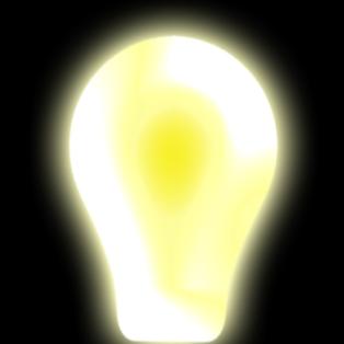 37. light bulb