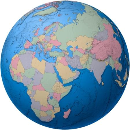9. globe-