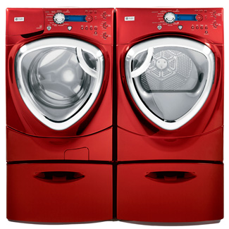 15. washer dryer