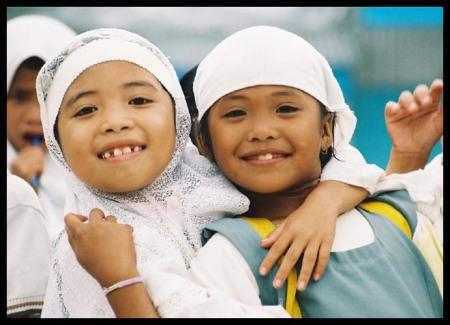 18. Philippine children