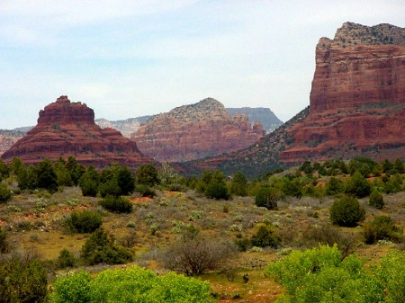 Red rocks of Sedona, Arizona.