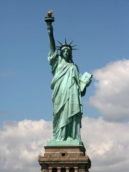 19. Statue of Liberty