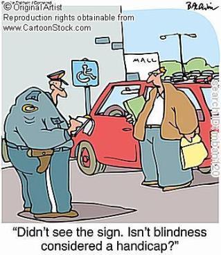 21. parking cartoon