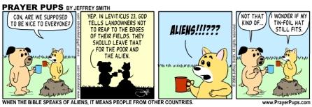 23. aliens cartoon