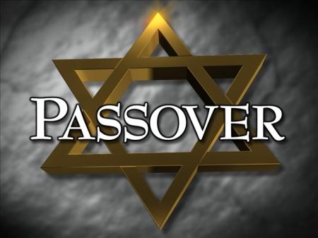 Passover star of David
