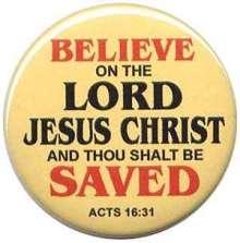 11. believe button