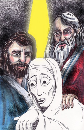 12. Moses, Aaron, and Miriam