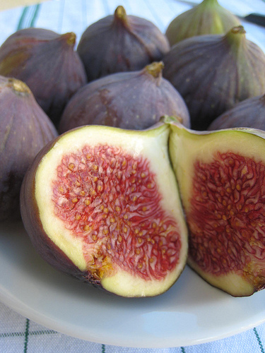 . . . and these figs!