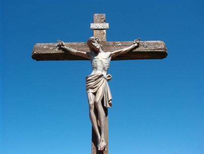 23. Jesus on the Cross