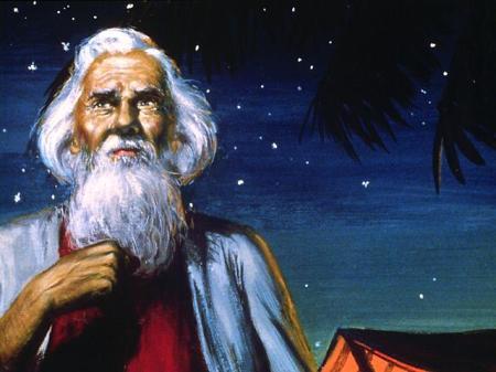 24.  Abraham