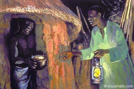 1042 Luke 11 1 28 Dwelling In The Word