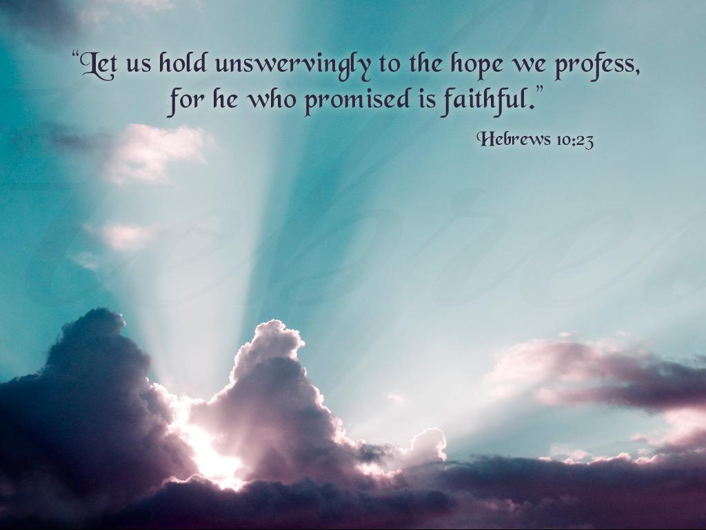 Hebrews 10:19-38 (NIV)