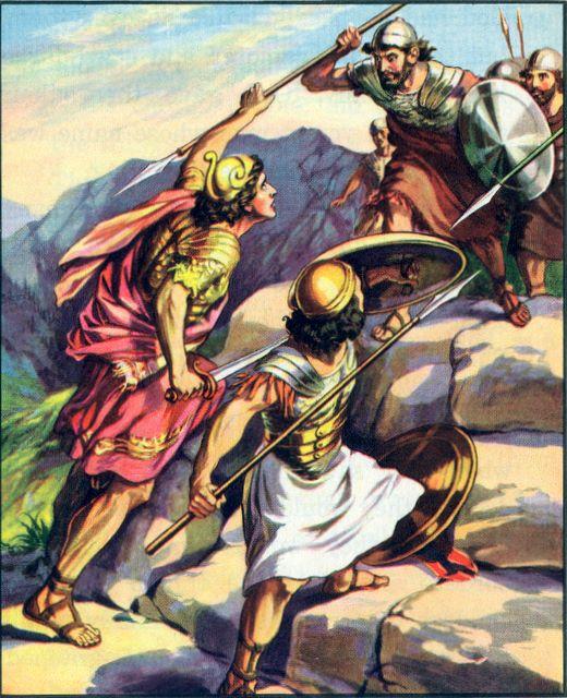 353 1 Samuel 14 Dwelling In The Word