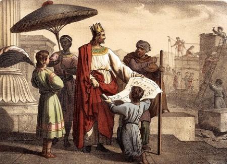412 1 Kings 7 Dwelling In The Word