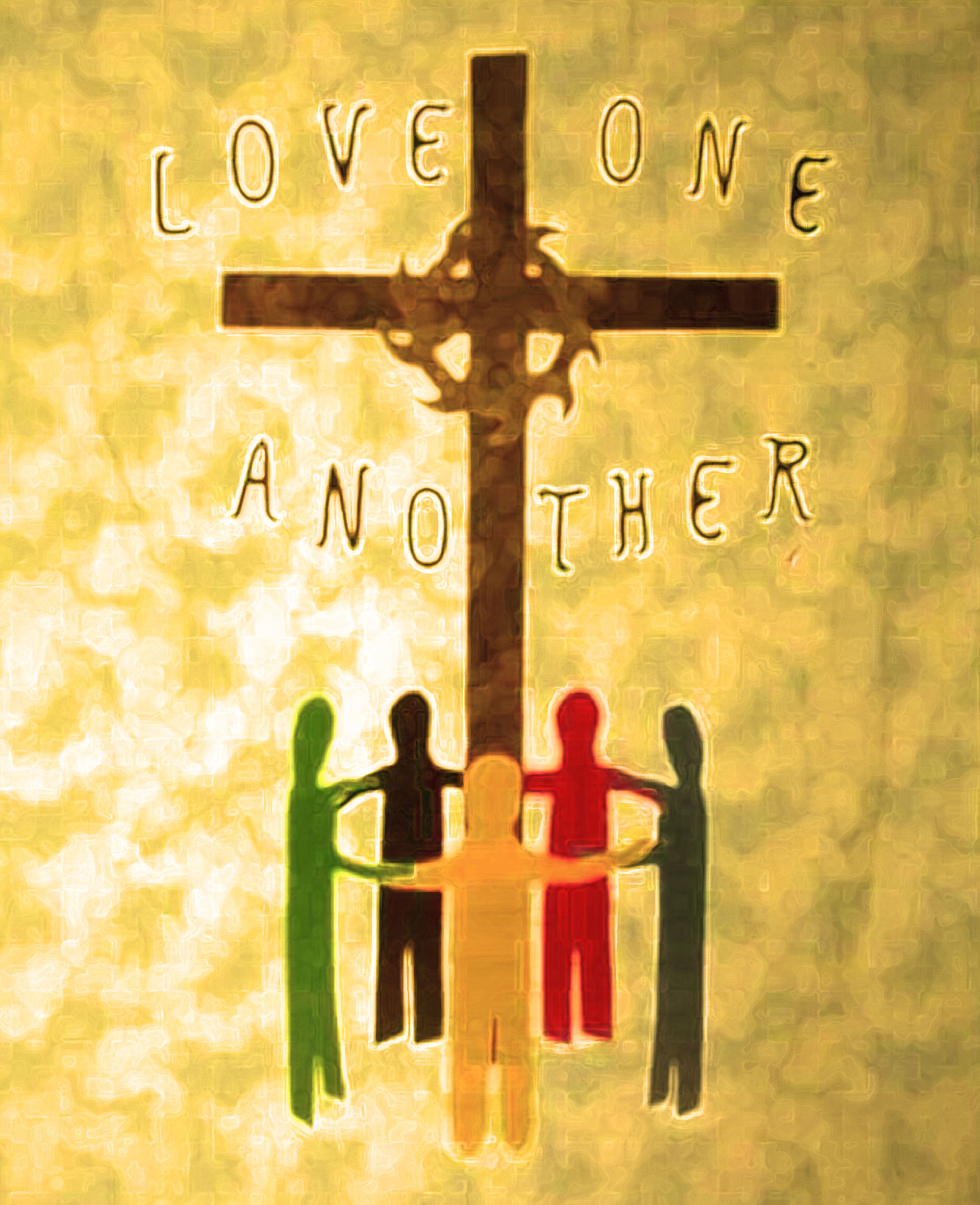 Love One Another: A Chapter A Day To Shape Our Lives