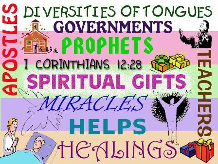 Now Concerning Spiritual Gifts, Part 2 - Resource Center - Truth