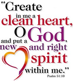 I1 clean heart