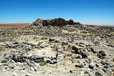 ruins of Moab