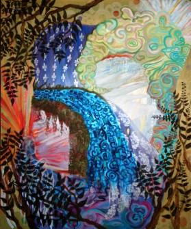 """Isaiah 6"" by Jennifer Thomas"