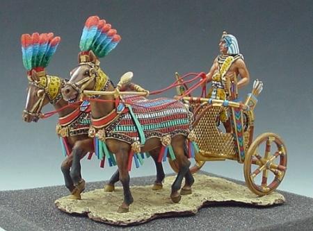 I31 Ancient Egyptian Chariots