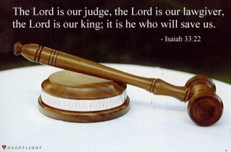I33 judge