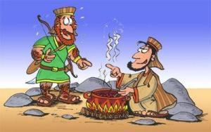 I34 Jacob and Esau