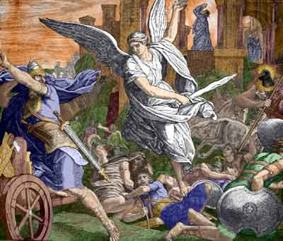 I37 Angel-destroying-Assyrians