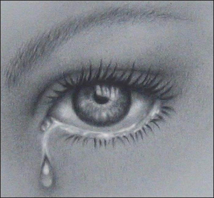 Drawing A Teardrop: 970.) Psalm 119:113 – 136
