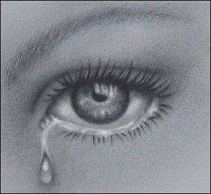 P119 tearful