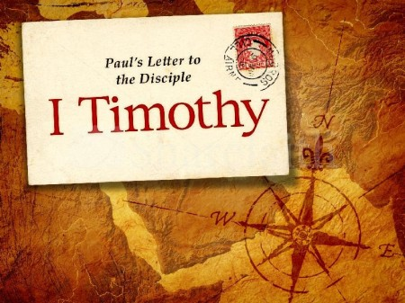 1Tim1 letter