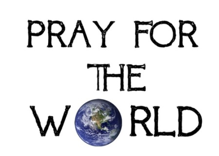 1Tim2 pray for world
