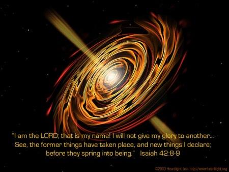 I42 I am the LORD