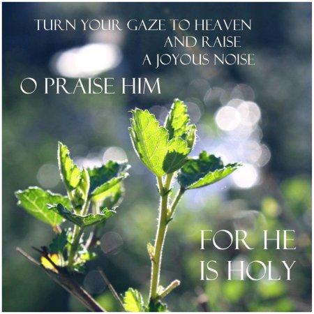 I43 O Praise Him