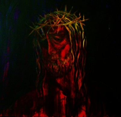 """Christ"" by Lisa Turnquist"