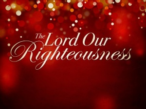 I54 Lord-our-Righteousness