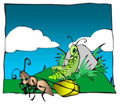 Pr24 ant-n-grasshopper
