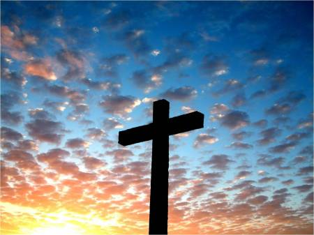 TTR Easter-cross-daybreak